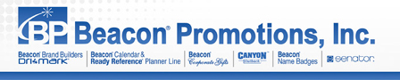 � Beacon (highlighters/ calendars/ flashlights)